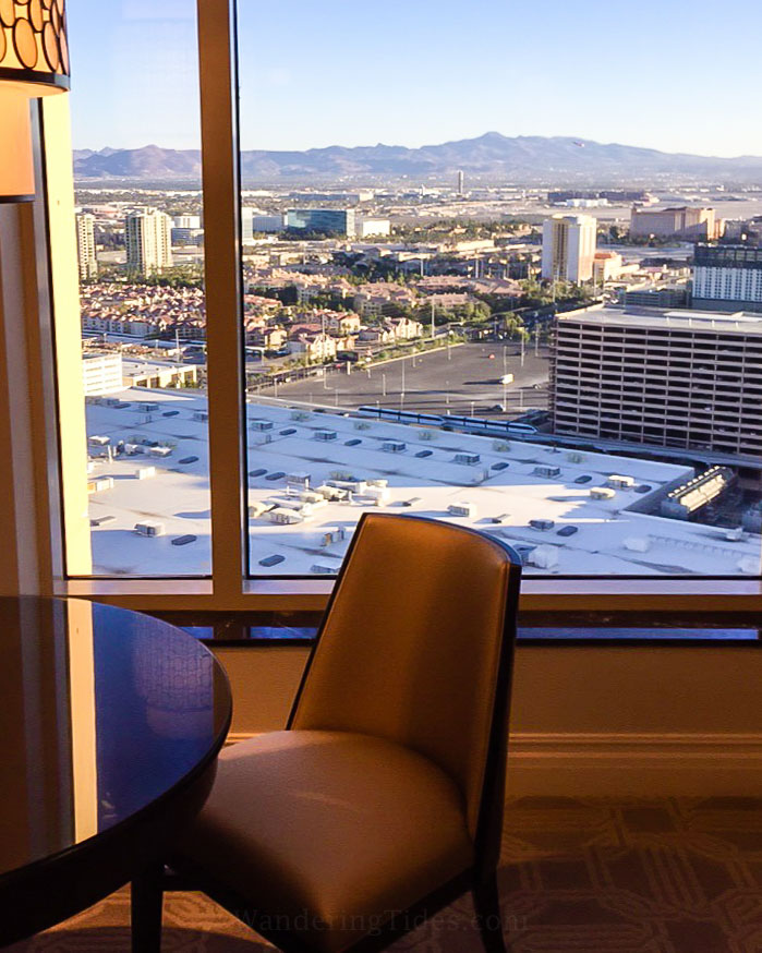 Palazzo Suite View