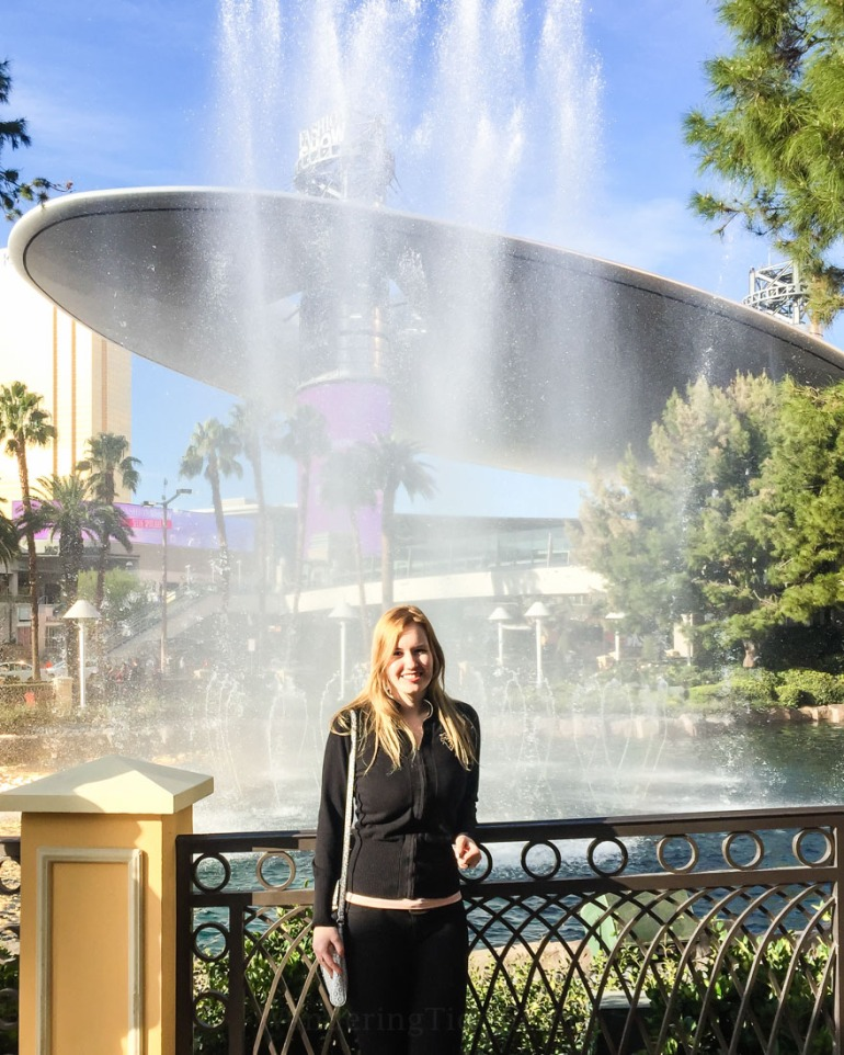 Samantha in Las Vegas