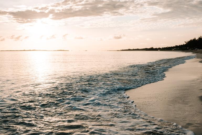 Caribbean Island Sunrise